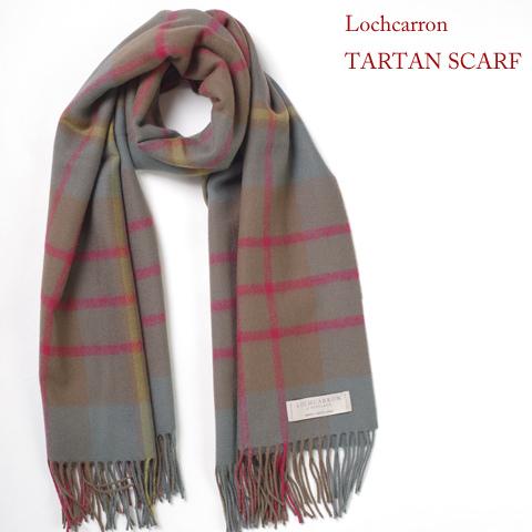 Lochcarron スカーフ
